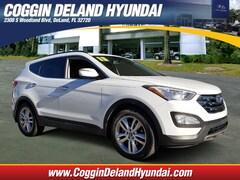 2013 Hyundai Santa Fe Sport 2.0T w/Saddle Interior SUV