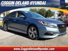 2016 Hyundai Sonata Hybrid Limited Sedan