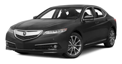 2015 Acura TLX 4dr Sdn FWD V6r