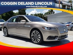 2019 Lincoln Continental Reserve Sedan