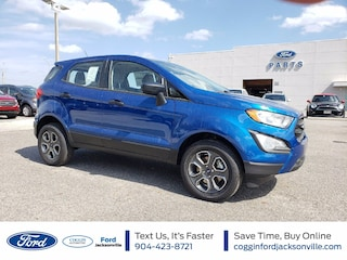 2021 Ford EcoSport S S 4WD