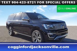 2020 Ford Expedition Max Platinum Platinum 4x4