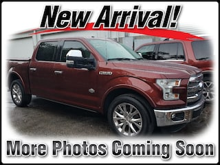 2016 Ford F-150 King Ranch Truck SuperCrew Cab