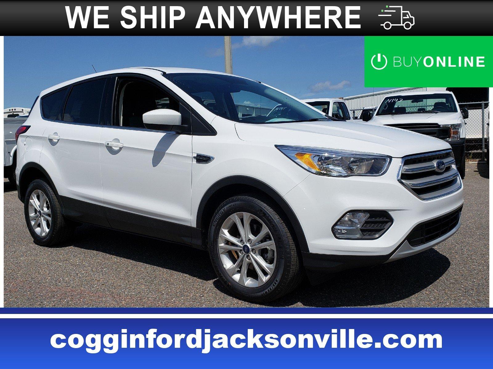 2019 Ford Escape For Sale in Jacksonville FL | Coggin Ford