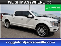 2019 Ford F-150 Limited Limited 4WD SuperCrew 5.5 Box