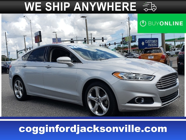 Certified Pre Owned Ford >> Ford Jacksonville Certified Preowned Ford Sale Coggin Ford