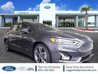 2020 Ford Fusion Titanium Titanium FWD