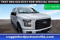2017 Ford F-150 XLT Truck SuperCrew Cab