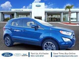 2021 Ford EcoSport Titanium Titanium 4WD