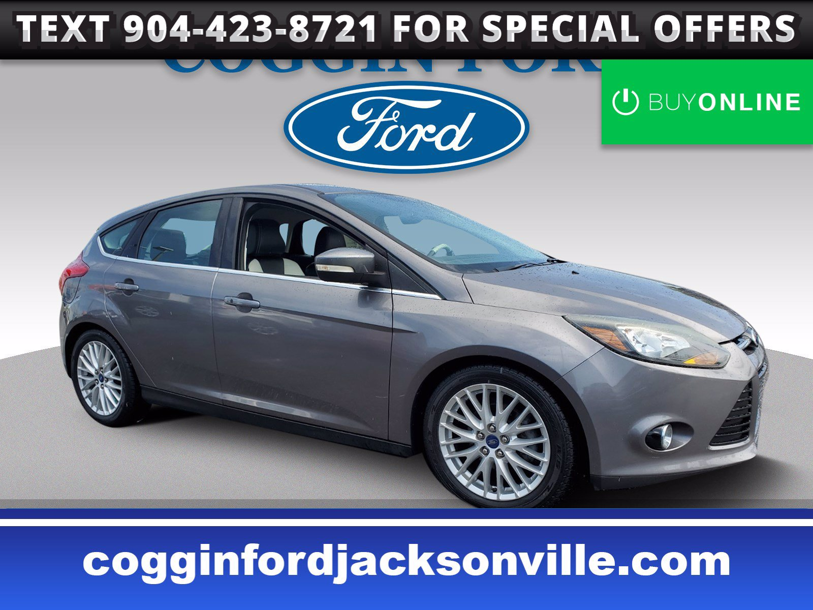 2020 Ford Focus For Sale In Jacksonville Fl Coggin Ford