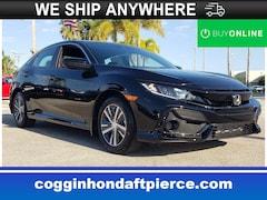 2020 Honda Civic LX Hatchback