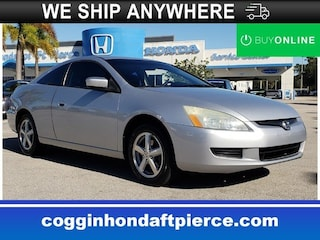 Used 2005 Honda Accord 2.4 LX Special Edition Coupe