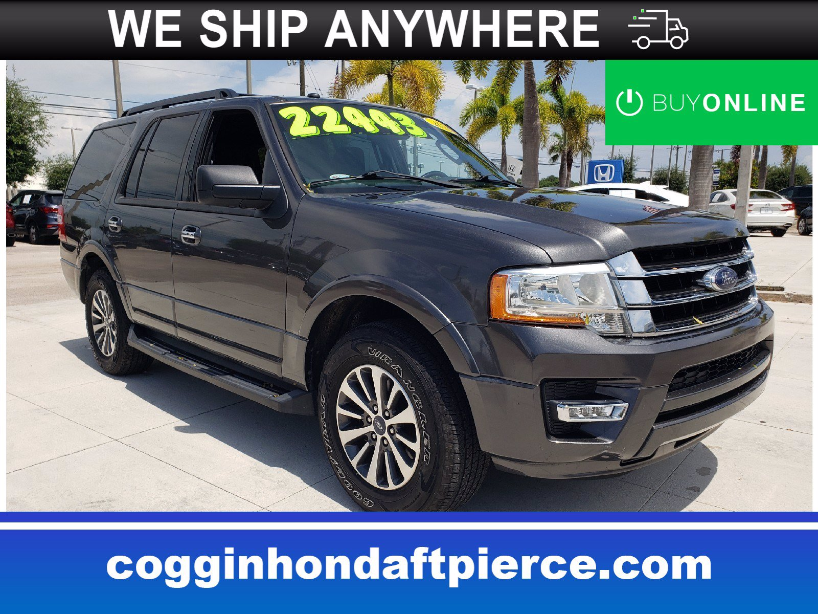 2020 Ford Expedition For Sale In Jacksonville Fl Coggin Ford