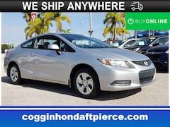 2013 Honda Civic LX Coupe