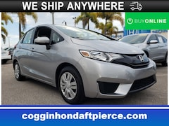 2017 Honda Fit LX Hatchback