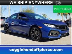 2019 Honda Civic Sport Hatchback