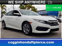 2016 Honda Civic LX Sedan