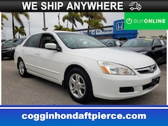 2006 Honda Accord 2.4 EX w/Leather Sedan