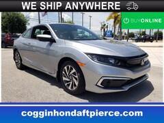 2020 Honda Civic LX Coupe