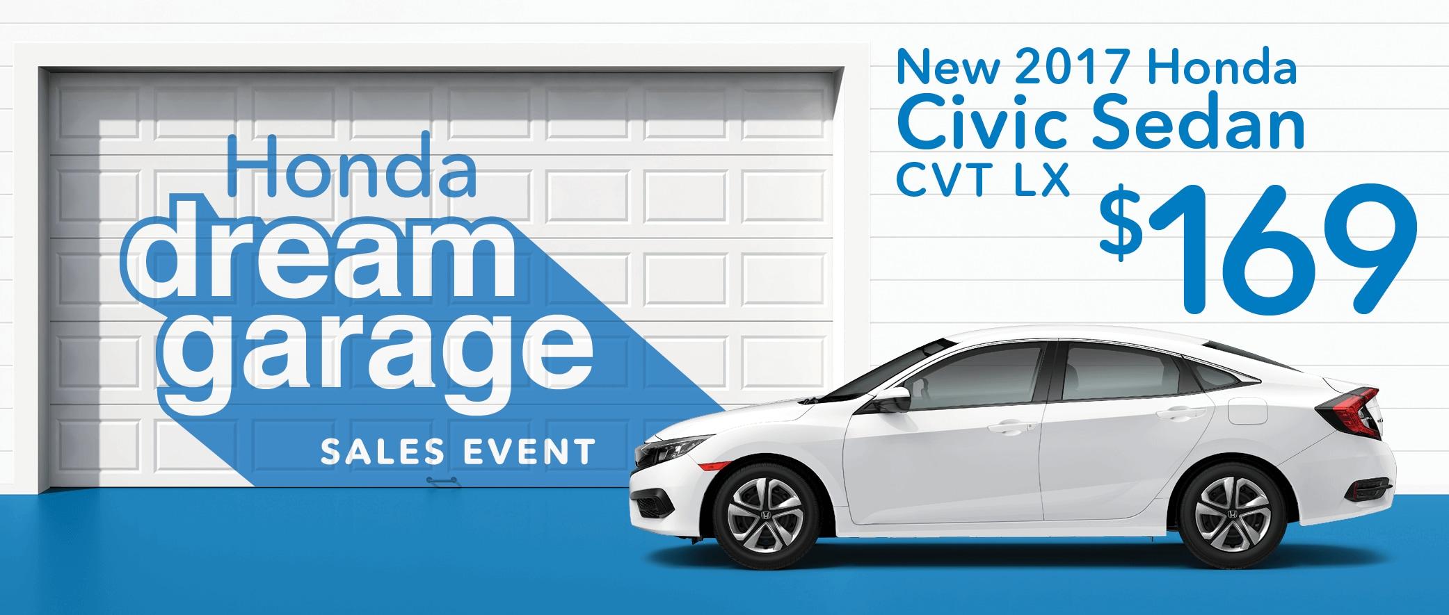 Great 2017 Honda Civic Sedan CVT LX