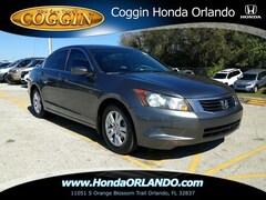 2008 Honda Accord 2.4 LX-P Sedan