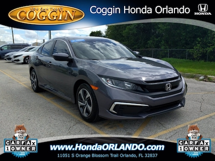 2020 Honda Civic LX Sedan