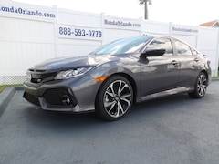 2019 Honda Civic Si Base Sedan