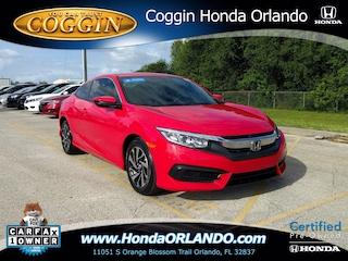 2017 Honda Civic LX Coupe