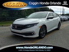 2020 Honda Civic EX Coupe