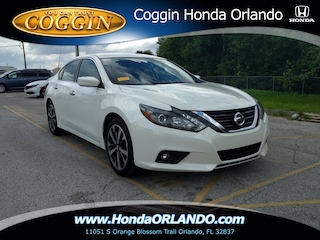 2017 Nissan Altima 3.5 SR Sedan