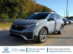 2021 Honda CR-V Touring 2WD SUV