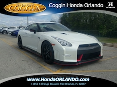 2015 Nissan GT-R NISMO Coupe