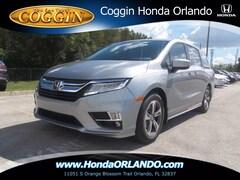 2021 Honda Odyssey Touring Van