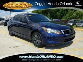2010 Honda Accord 2.4 LX-P Sedan