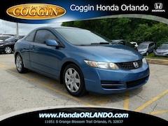 2010 Honda Civic LX Coupe