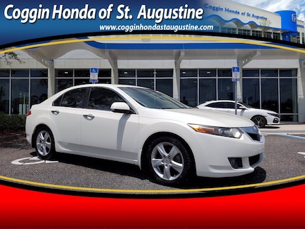 2009 Acura TSX Base w/Technology Pkg Sedan