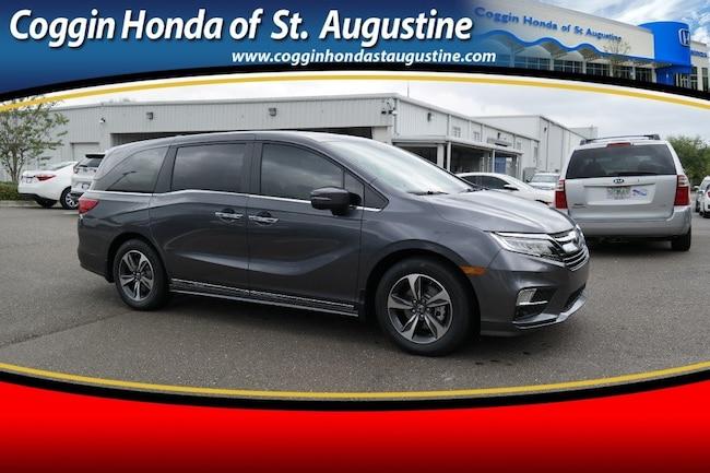Honda St Augustine >> New 2019 Honda Odyssey For Sale At Coggin Honda St