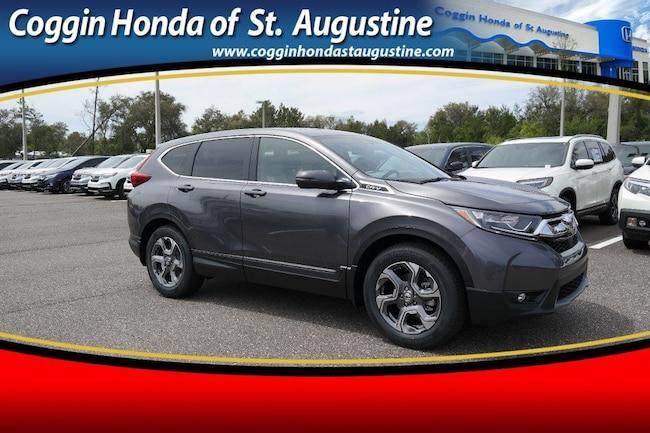 Honda St Augustine >> New 2019 Honda Cr V For Sale At Coggin Honda St Augustine