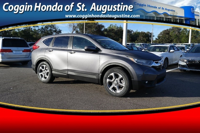 new 2019 honda cr v for sale at coggin honda st augustine. Black Bedroom Furniture Sets. Home Design Ideas