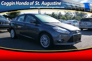Used 2012 Ford Focus SEL Sedan
