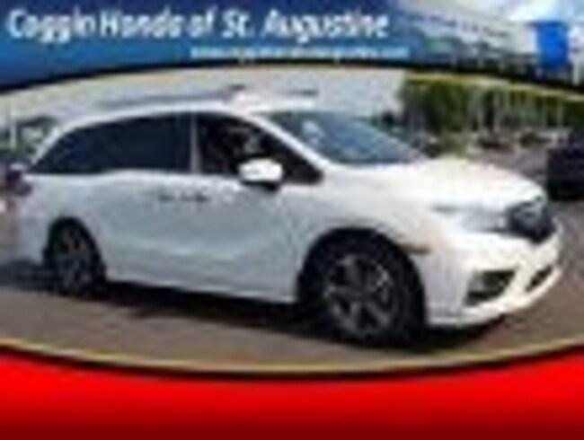 2020 Honda Odyssey Touring Van