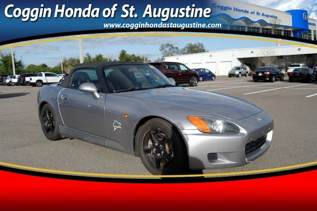 2001 Honda S2000 Base Convertible