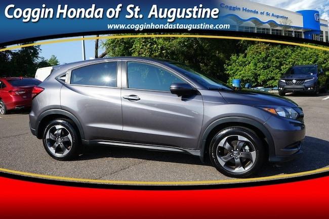2018 Honda HR-V EX 2WD SUV