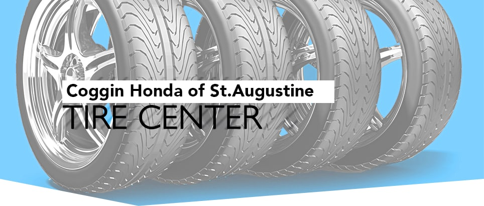 Shop Tires in St.Augustine, Florida