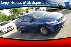 2013 Honda Civic LX Sedan