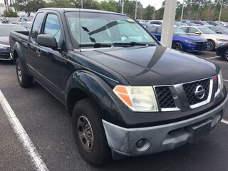 2006 Nissan Frontier XE Truck King Cab