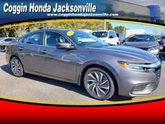 2020 Honda Insight Touring Sedan