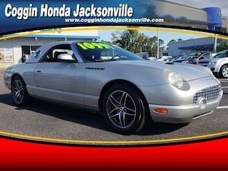 Used 2004 Ford Thunderbird Convertible