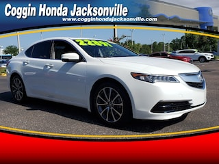 2016 Acura TLX TLX 3.5 V-6 9-AT P-AWS Sedan