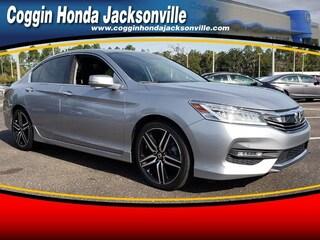 2017 Honda Accord Touring V6 Sedan